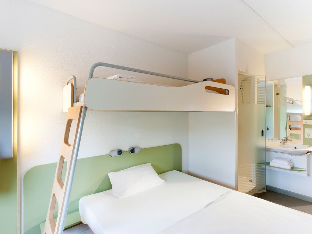 Hotel Ibis Budget Gen Ve Petit Lancy
